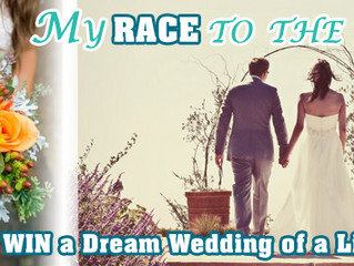 Register to Compete For Dream Wedding Give Away!