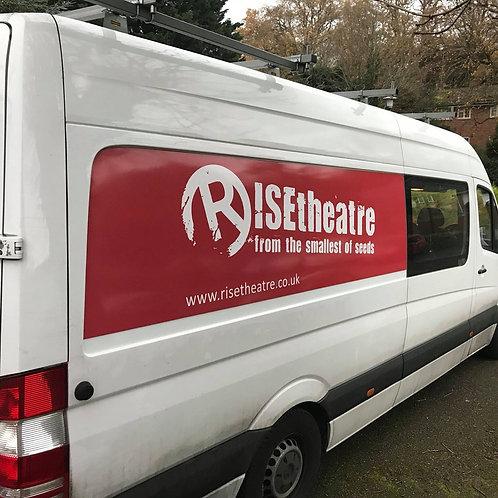 Help Fund RISE Theatre Van Service