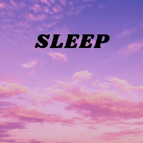 'Sleep soundly' hypnotherapy recording