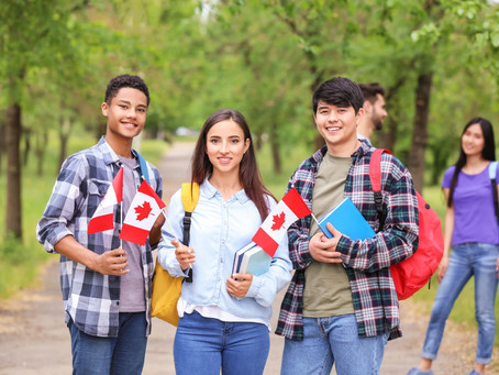 How To Travel To Canada As A Student