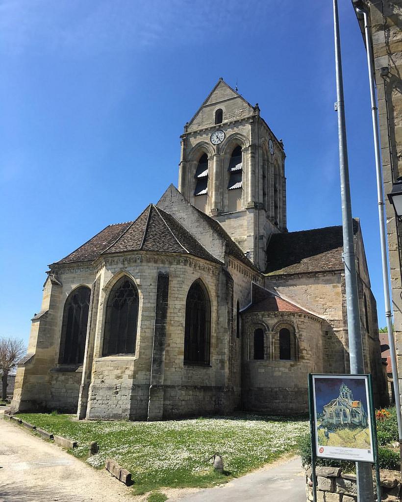 オーベルの教会