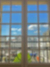 Paris fenêtre