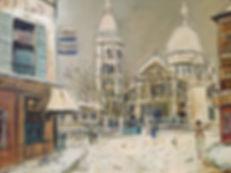 Montmartre Utrillo
