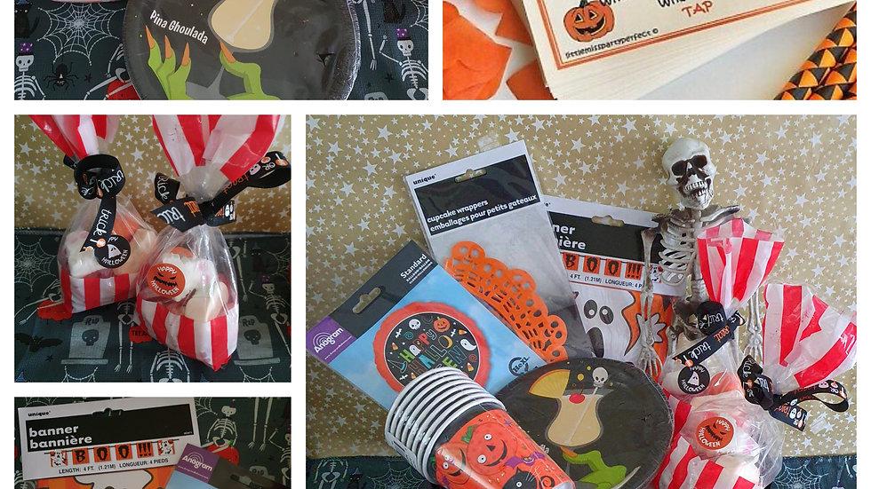 Halloween Family Box