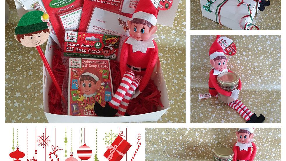 Elf on the Shelf Box Small