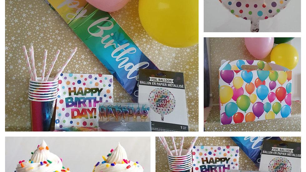 Themed Birthday Box