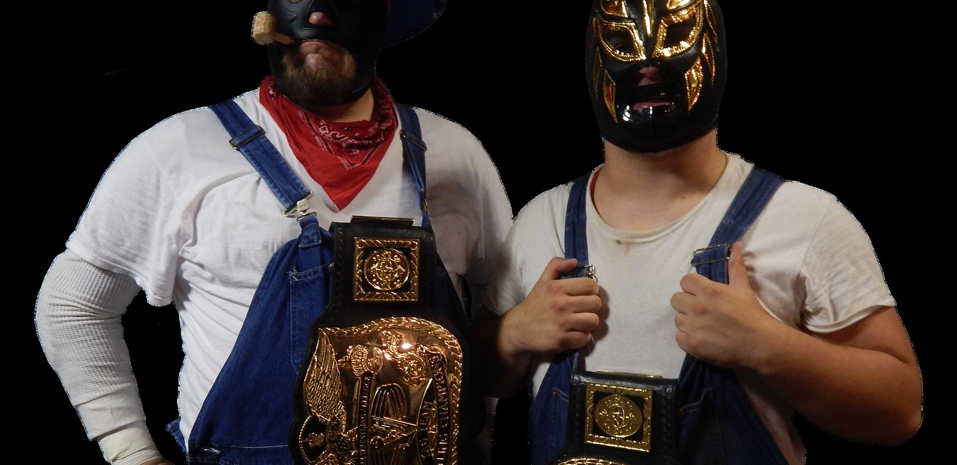 The Hillbillies (Juan & John D.)