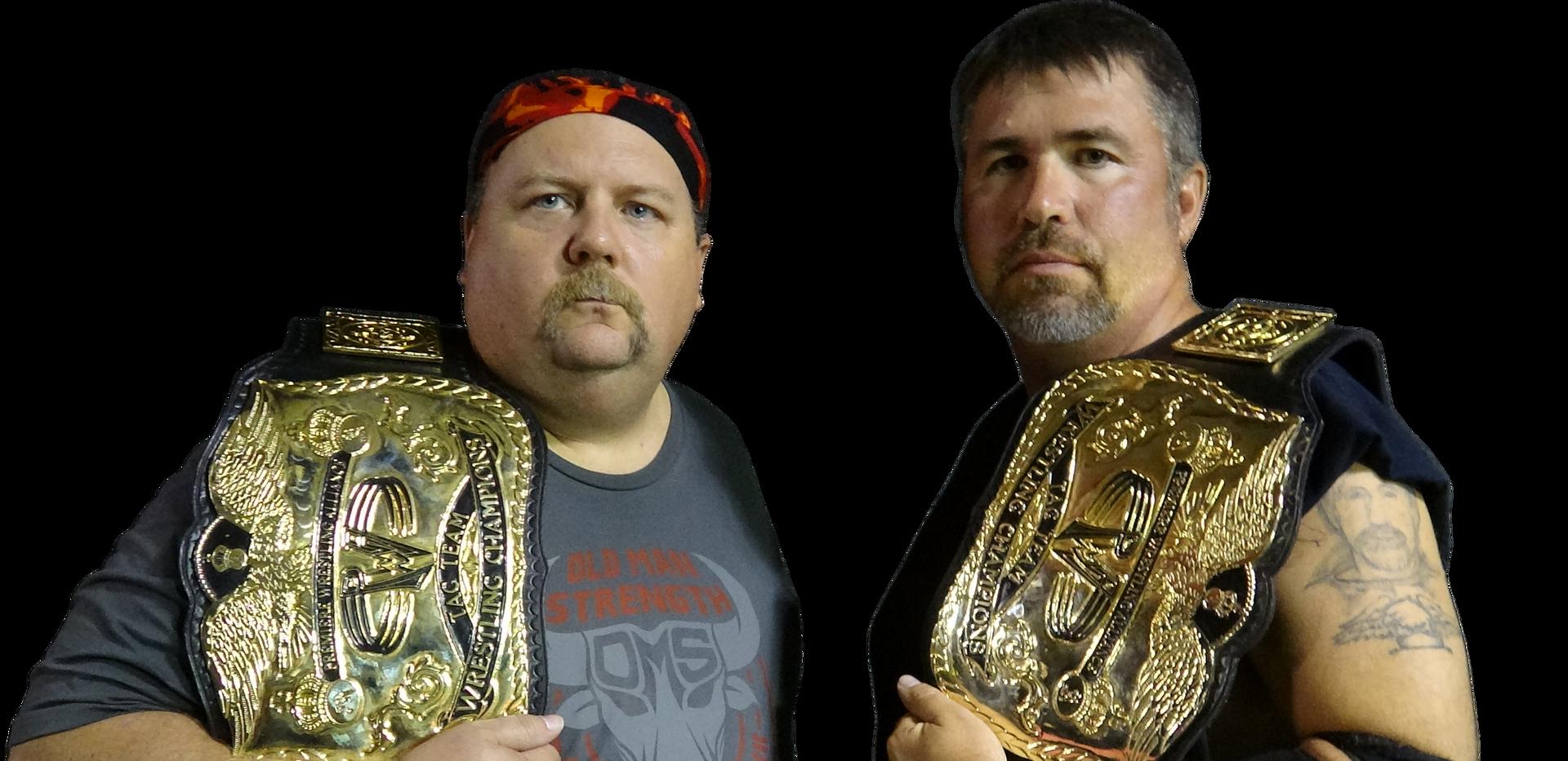 American Outlaws (Jim Daily & Bryan Blade) (x2)