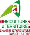 """logo de l'entreprise """"chambre agricultures & territoires"""""""