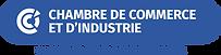 """logo de l'entreprise """"Chambre de commerce et d'industrie"""""""