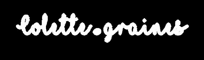 """Logo de la société """"Colette graines"""""""