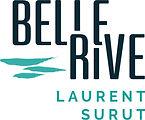 """logo de l'entreprise """"Belle Rive"""""""