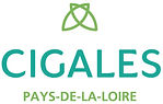 """logo de l'entreprise """"CIGALES Pays-de-la-Loire"""""""