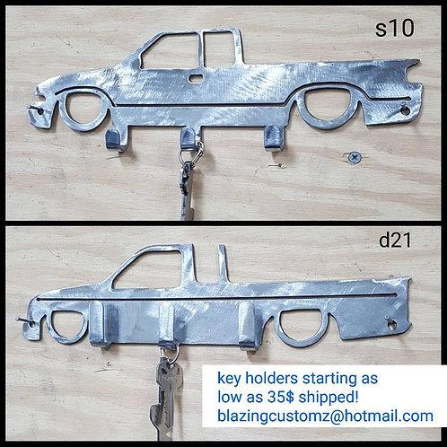 MiniTruck KeyRack