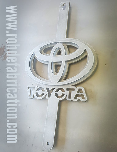 2 Piece Toyota hood prop