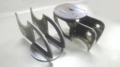 2 n 1 Axle Brackets