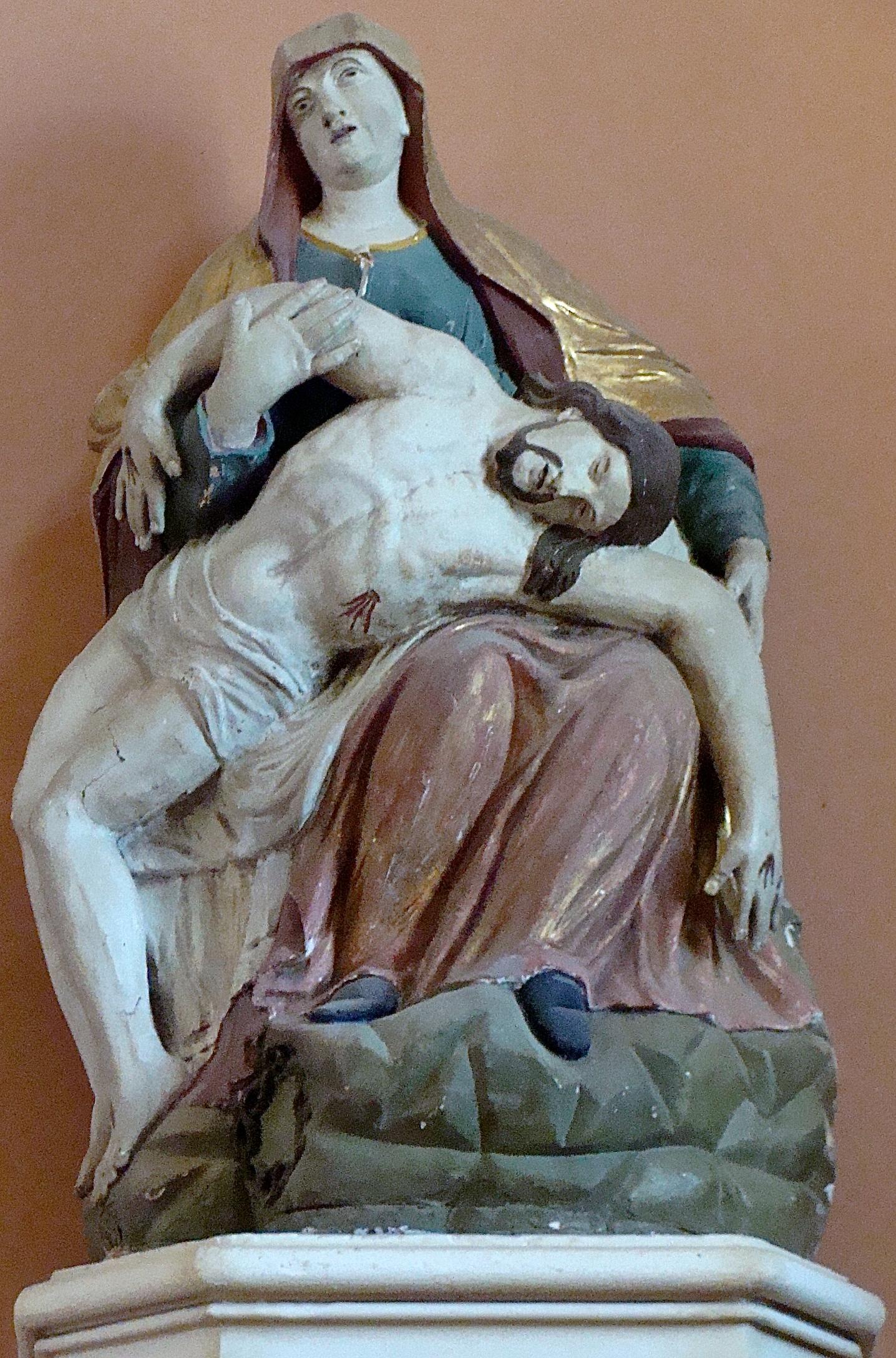 Pietà - Etrigny - © FCL