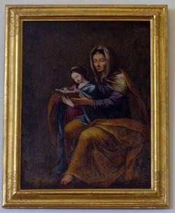 Laives - L'éducation de la Vierge
