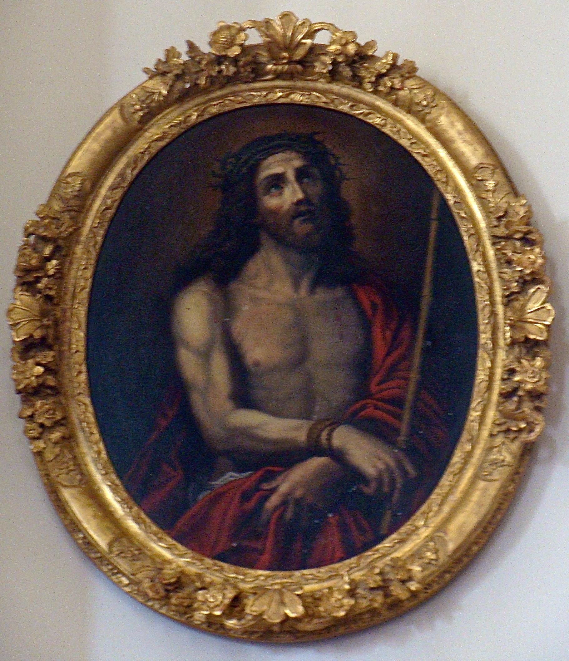 Laives - Christ aux Outrages - © FCL