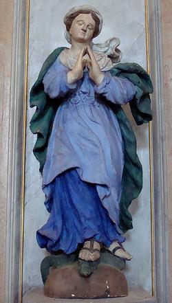 Vierge de l'Apocalypse - © FCL