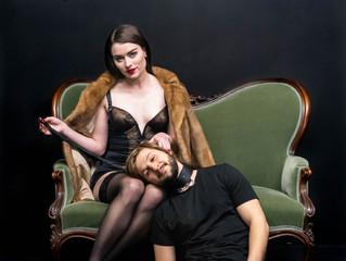 Entretien de Trois: Interviews with Courtney Bates, Maureen Hughes, and Brett Leach of Venus in Fur