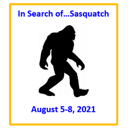End of Summer Series: In Search of...Sasquatch