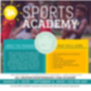 Copy of Youth Sports Camp Ad Square Vide