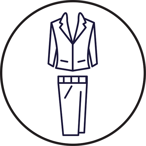 2pce Suit