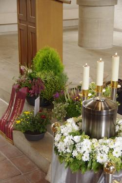 Trauerfeier mit Urnenbeisetzung Hermann SCHMIDT (55)