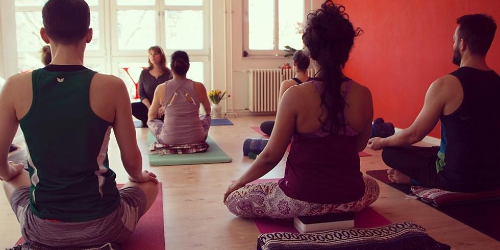 Monday Evening Meditation / July 1st