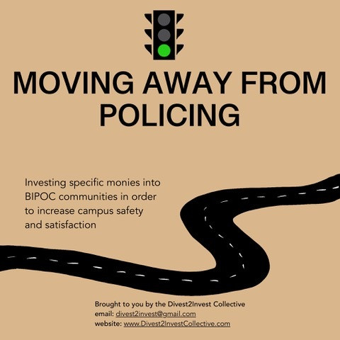 Moving Away from Policing (continued)
