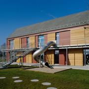 Neubau Kindertagesstätte Rastatt - Ottersdorf