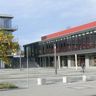 Neubau Rathaus und Bürgerhaus Markt Heroldsberg