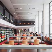 Universitätsbibliothek Karlsruhe / Modernisierung und Umbau des Altbaus