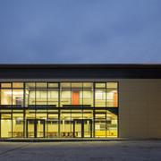 Gustav-Heinemann-Schule Rastatt / Erweiterung Mensa mit Gruppenräumen