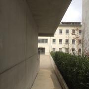 Chemische Institute Universität Heidelberg  / Umbau Teilbereiche Gebäude INF 270/273 - Umgestaltung Wirtschaftshof