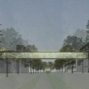 Brücke Städtisches Klinikum Karlsruhe