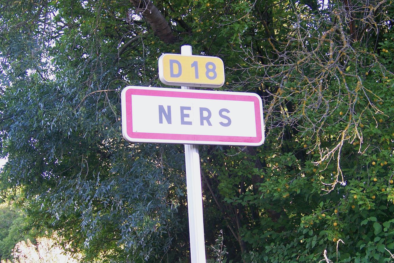 Panneau Village de Ners