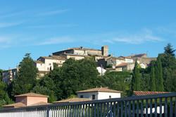 Vue village de Ners