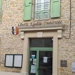 Devanture Mairie Ners