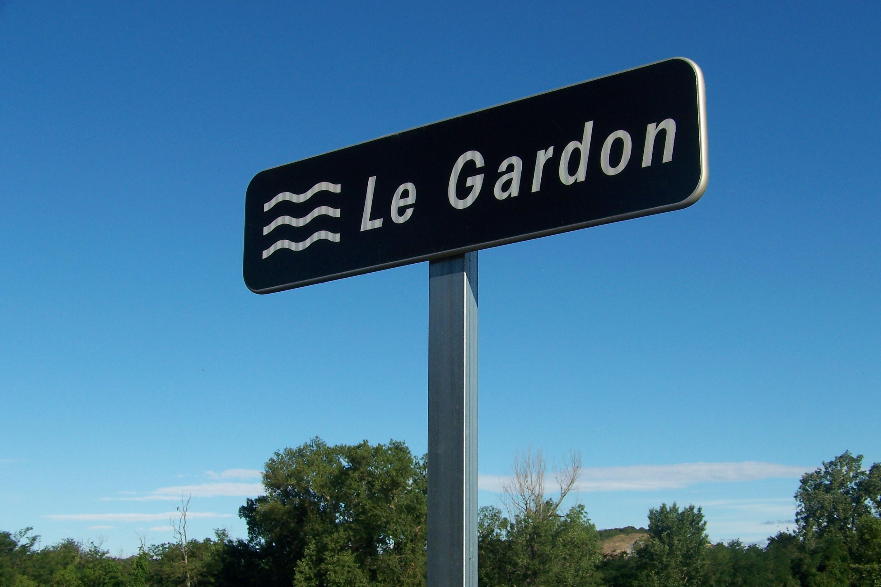 Panneau le Gardon, Ners