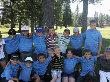 14th Annual Bailey Creek Junior Golf Camp