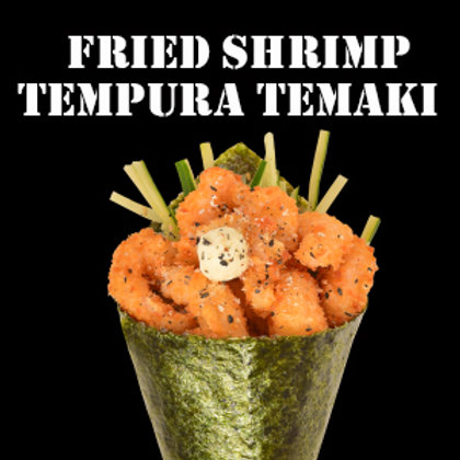 FRIED SHRIMP TERIYAKI