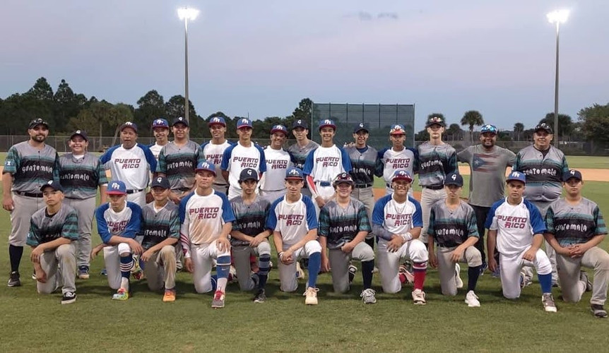 15U Puerto Rico and Colombia