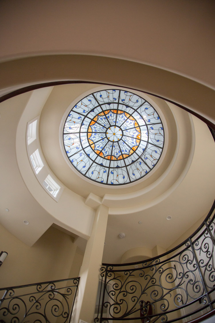 Stained-Glass-Dome-Masterpiece