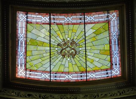 San Francisco Columbarium Skylight Restoration