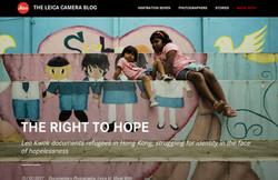 Leica Blog Interview