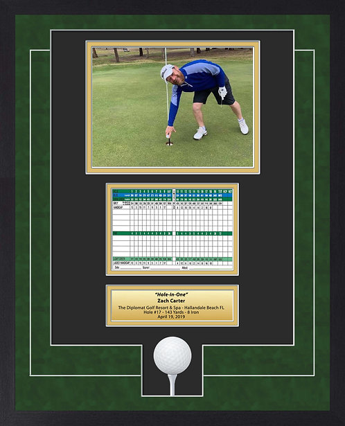 16x20 Golf Hole In One