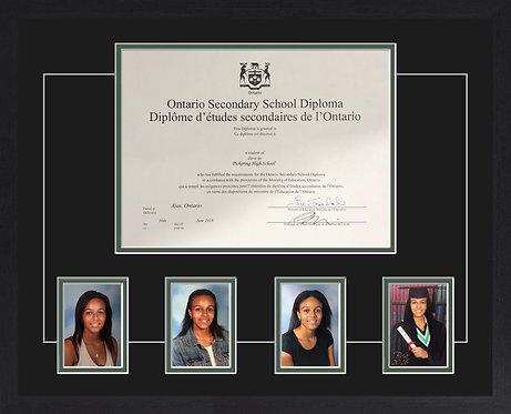 Graduation Option 3
