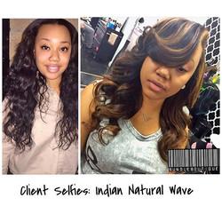 Straightened _#selfienation #selfies #hair #natural #qualityhair #raw